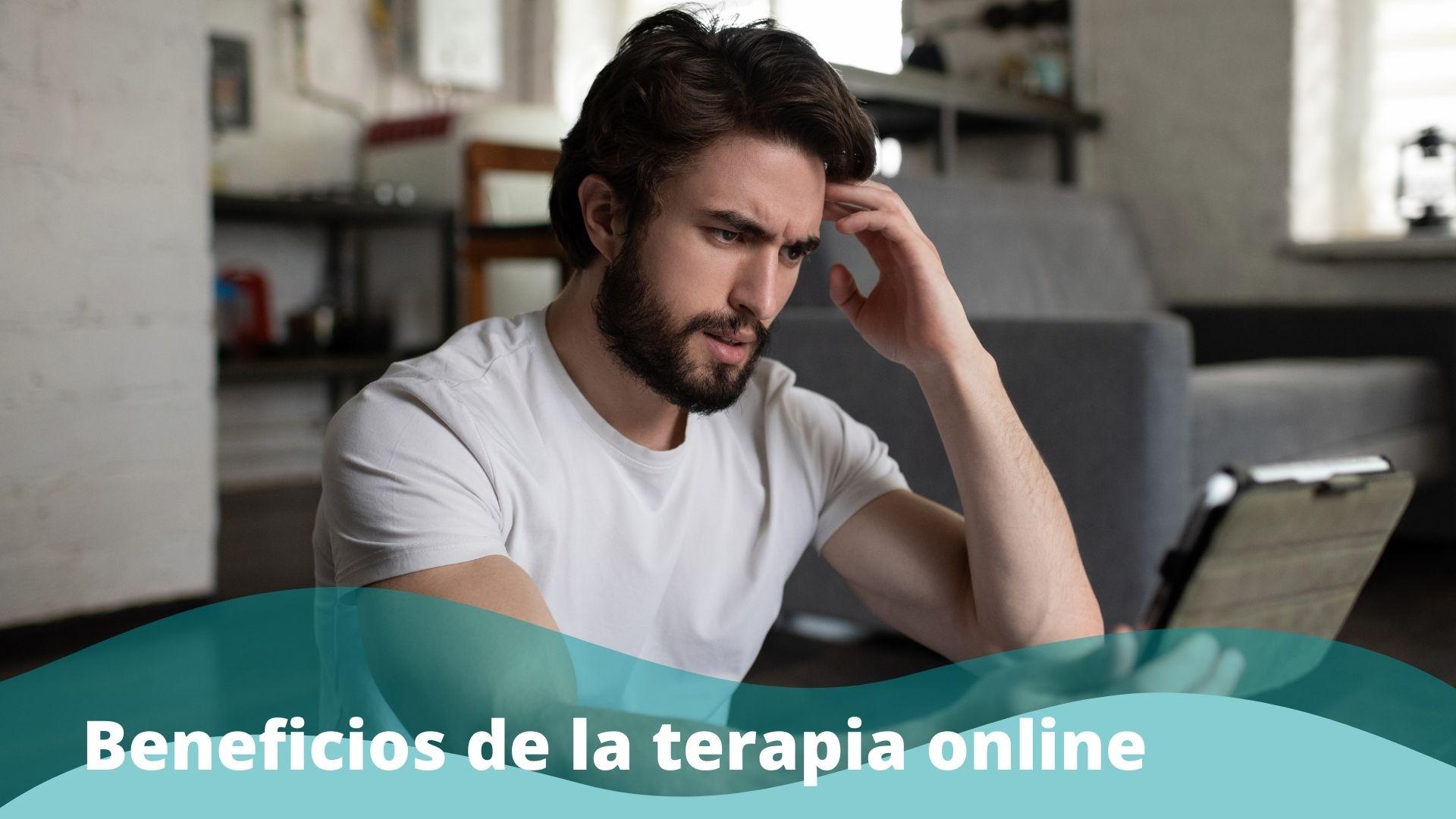 beneficios psicología online