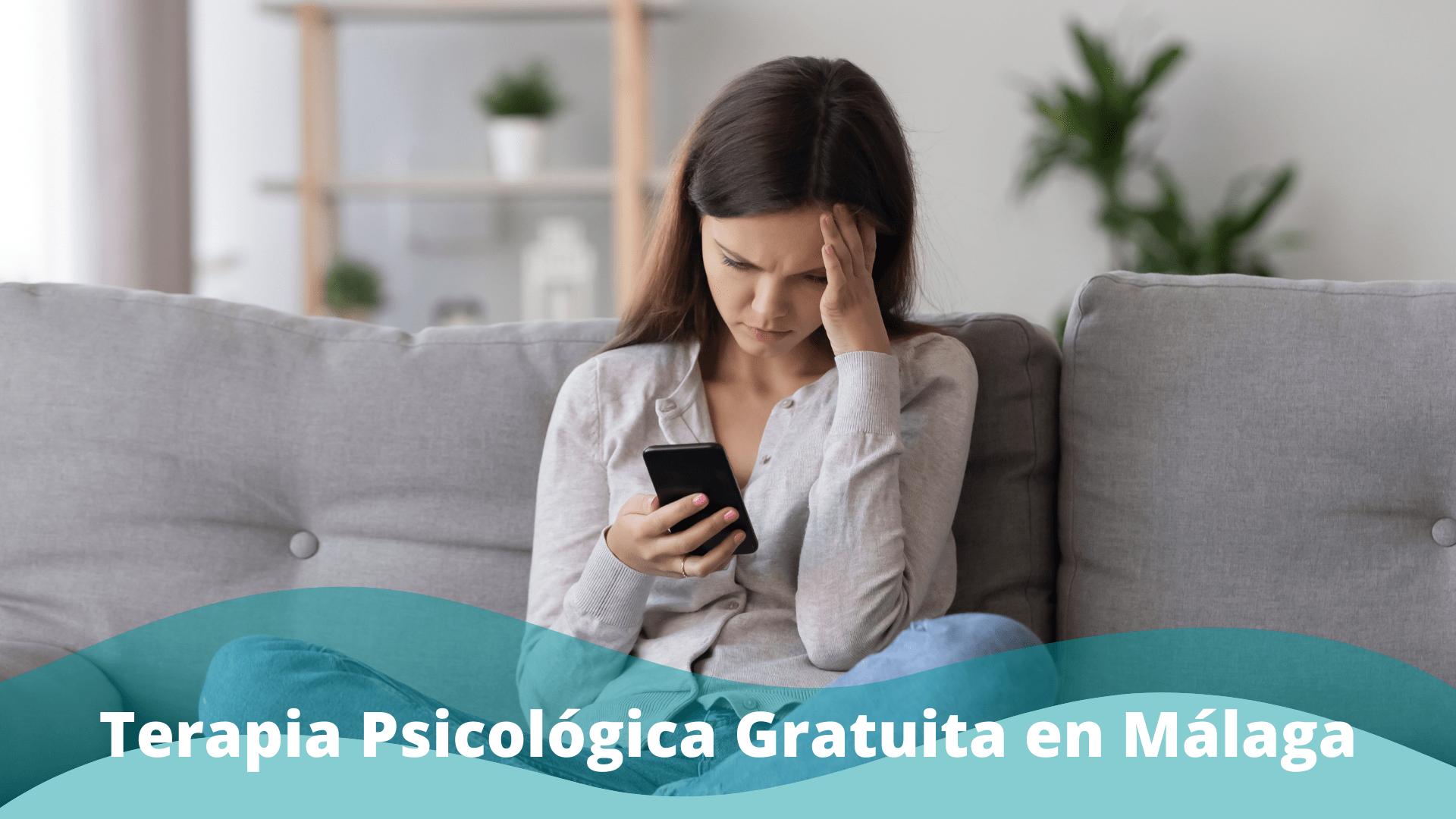 Terapia Psicológica Gratuita Málaga